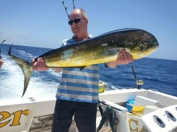 Dorado Cavalier & Blue Marlin Pesca sportiva Gran Canaria