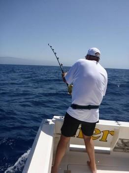 'El Bombero' Cavalier & Blue Marlin Sport Fishing Gran Canaria