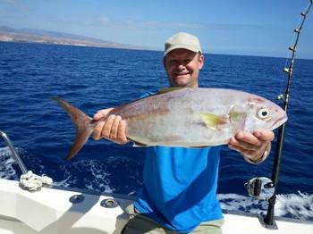 Amberjack - Tor Ellefsen from Norway Cavalier & Blue Marlin Sport Fishing Gran Canaria