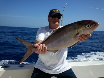 Amberjack - Mr Diamont from Spain Cavalier & Blue Marlin Sport Fishing Gran Canaria