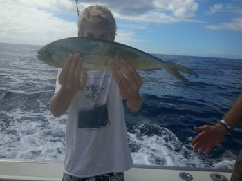 Dorado - Bo Tignol from Belgium Cavalier & Blue Marlin Sport Fishing Gran Canaria