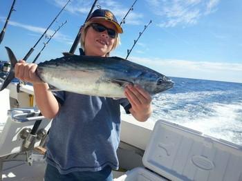 North Atlantic Tuna - Oskar Kassander from Sweden Cavalier & Blue Marlin Sport Fishing Gran Canaria