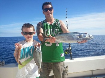 Well Done - Well done Cavalier & Blue Marlin Sport Fishing Gran Canaria