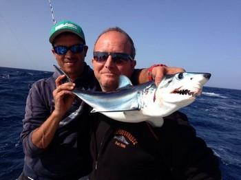 Hi Cavalier & Blue Marlin Sport Fishing Gran Canaria