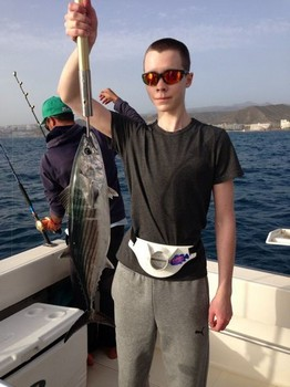 North Atalntic Bonito Cavalier & Blue Marlin Sport Fishing Gran Canaria