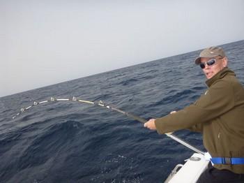 Hook up - Jimmy Malmén de Suecia Pesca Deportiva Cavalier & Blue Marlin Gran Canaria