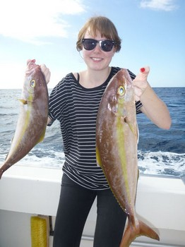 Bien hecho Pesca Deportiva Cavalier & Blue Marlin Gran Canaria