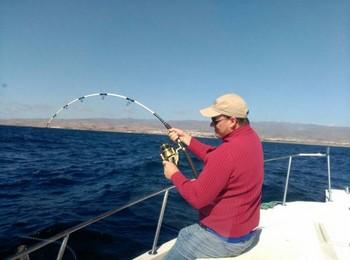 reservado Pesca Deportiva Cavalier & Blue Marlin Gran Canaria