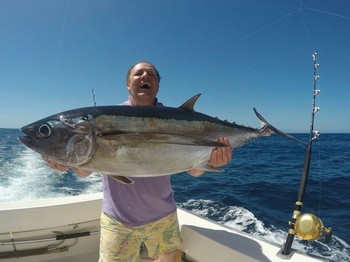 Albacore - Peter from Germany the Cavalier Cavalier & Blue Marlin Sport Fishing Gran Canaria