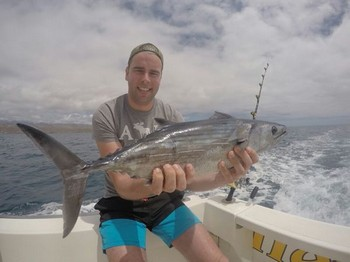 Bonito del Atlántico Norte capturado por Andy Otte de Holanda Pesca Deportiva Cavalier & Blue Marlin Gran Canaria