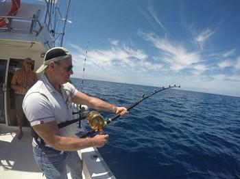 Conectado Pesca Deportiva Cavalier & Blue Marlin Gran Canaria