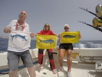The Winners Cavalier & Blue Marlin Sport Fishing Gran Canaria