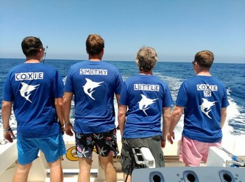 Hooked Up - Kiss My Lure Tour 2015 Cavalier & Blue Marlin Sport Fishing Gran Canaria