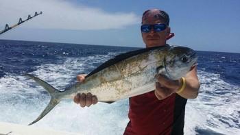 Dorado - Peter Anderstedt from Sweden Cavalier & Blue Marlin Sport Fishing Gran Canaria