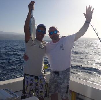 Buenos días Pesca Deportiva Cavalier & Blue Marlin Gran Canaria