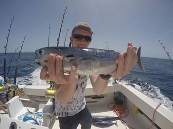 Roy Luyten from Holland Cavalier & Blue Marlin Sport Fishing Gran Canaria