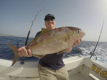 Congratulations - Simo from Finland Cavalier & Blue Marlin Sport Fishing Gran Canaria