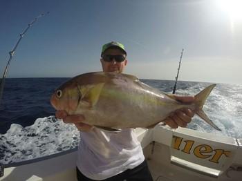 Congratulations -  well done Cavalier & Blue Marlin Sport Fishing Gran Canaria