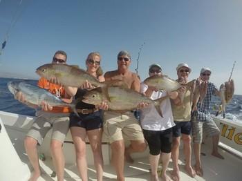 Great Team - Great Fishing Team Cavalier & Blue Marlin Sport Fishing Gran Canaria