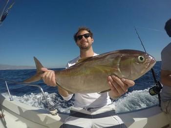 Amberjack - Florian  Sckratt  from  Austri Cavalier & Blue Marlin Sport Fishing Gran Canaria