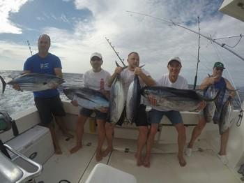 Congratulations guys Cavalier & Blue Marlin Sport Fishing Gran Canaria