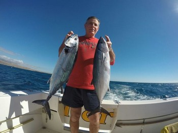 North Atlantic Bonito caught by Enzo from Italy Cavalier & Blue Marlin Sport Fishing Gran Canaria