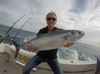 Atlantic Bonito - Einar Aasen from Norway Cavalier & Blue Marlin Sport Fishing Gran Canaria