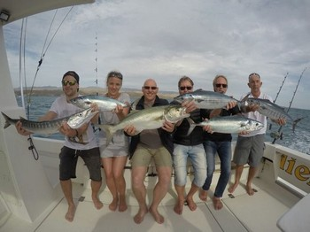 Great day - Well done Cavalier & Blue Marlin Sport Fishing Gran Canaria