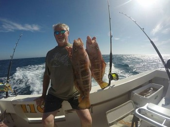 Combers Cavalier & Blue Marlin Sport Fishing Gran Canaria