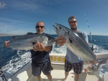 Congratulations, well done ! Cavalier & Blue Marlin Sport Fishing Gran Canaria