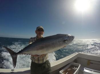 North Atlantic Bonito caught by Freek Morees from Holland Cavalier & Blue Marlin Sport Fishing Gran Canaria