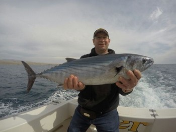 North Atlantic Bonito - Maik Könitzer from Germany Cavalier & Blue Marlin Sport Fishing Gran Canaria