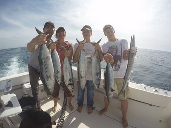 Team Askan from Germany Cavalier & Blue Marlin Sport Fishing Gran Canaria