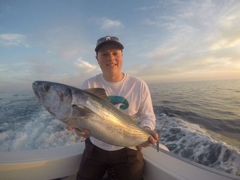 North Atlantic Bonito - Filip Axelsson from Sweden Cavalier & Blue Marlin Sport Fishing Gran Canaria