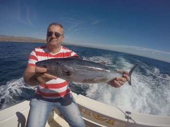 Congratulations - Dragon Vakoino from Sweden Cavalier & Blue Marlin Sport Fishing Gran Canaria