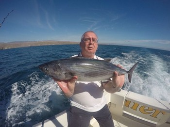 North Atlantic Bonito - Klaas Westerhof from Holland Cavalier & Blue Marlin Sport Fishing Gran Canaria