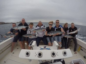 Congratulations guys Cavalier & Blue Marlin Sport Fishing Gran Canaria