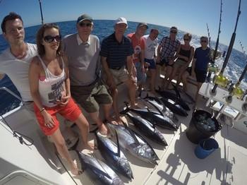 Explosión  part 2 - Explosión part 2 Cavalier & Blue Marlin Sport Fishing Gran Canaria