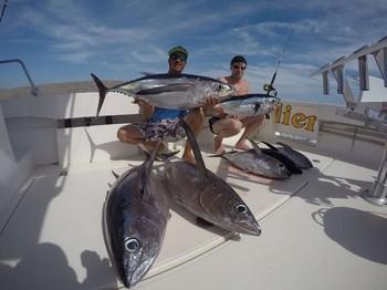 Tuna Explosion Cavalier & Blue Marlin Sport Fishing Gran Canaria
