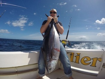 Fred Gromann Cavalier & Blue Marlin Sport Fishing Gran Canaria