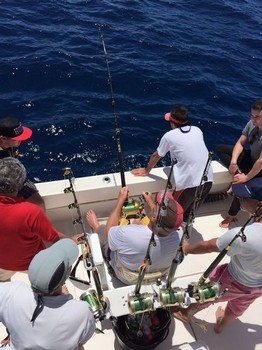 Cees Pipping - Bluefin Tuna on the boat Cavalier Cavalier & Blue Marlin Sport Fishing Gran Canaria