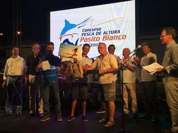 2nd place - Pasito Blanco Tournement 2016 - 2nd place Cavalier Cavalier & Blue Marlin Sport Fishing Gran Canaria