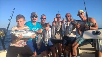 Skip Jack Tuna Cavalier & Blue Marlin Sport Fishing Gran Canaria