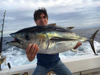 Congratulations - Mr Rodriguez from Finland ( Gran Canaria) Cavalier & Blue Marlin Sport Fishing Gran Canaria