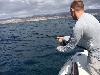Hooked Up Cavalier & Blue Marlin Sport Fishing Gran Canaria