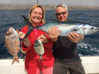 Happy Together Cavalier & Blue Marlin Sport Fishing Gran Canaria