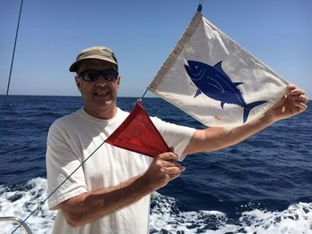 Well done Sigi! Cavalier & Blue Marlin Sport Fishing Gran Canaria
