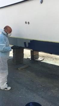 Repairs - Yearly repairs Cavalier Cavalier & Blue Marlin Sport Fishing Gran Canaria