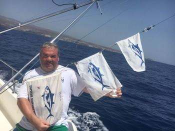 Congrats Ivan - Congratulations Ivan Cavalier & Blue Marlin Sport Fishing Gran Canaria