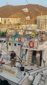 Cavalier - The boat Cavalier Cavalier & Blue Marlin Sport Fishing Gran Canaria